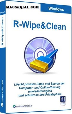 R-Wipe and Clean Crack