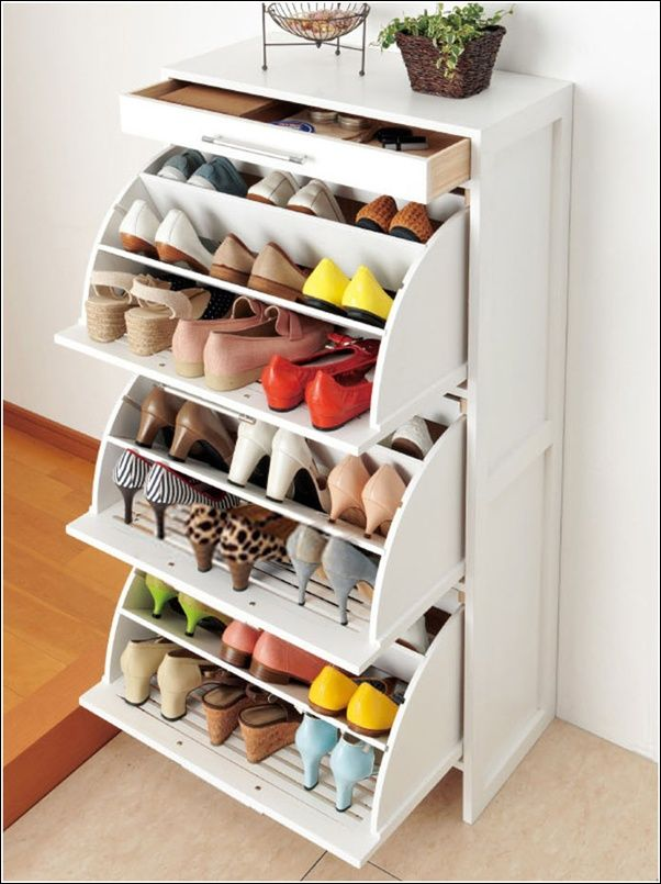 Home Storage Ideas shoe storage solutions for your home | organization is key