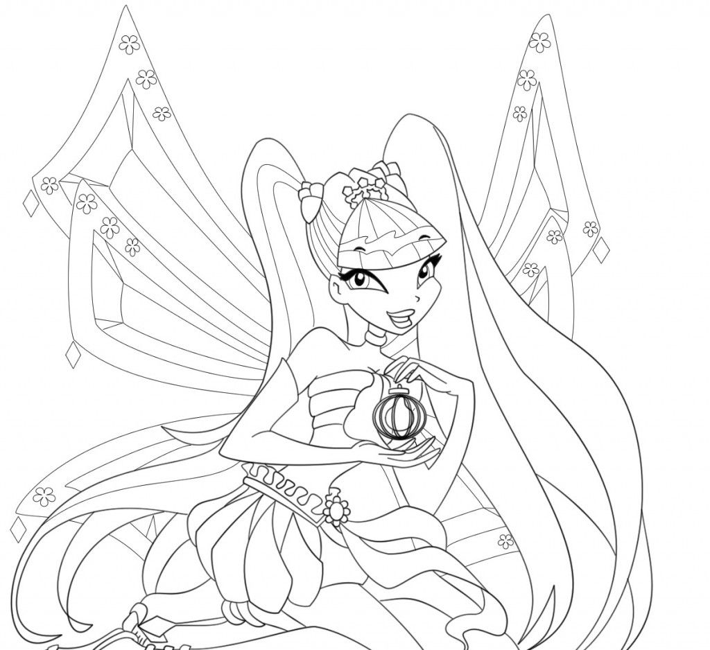 Free Printable Winx Club Coloring Pages For Kids Mermaid Coloring Pages Cartoon Coloring Pages Coloring Pages