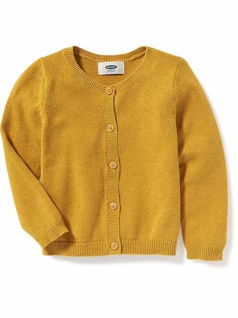 Toddler Girlssweaters Cardigansold Navy Kiddies Winterfall