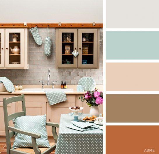 Quelle combinaison de couleurs choisir pour votre cuisine ...