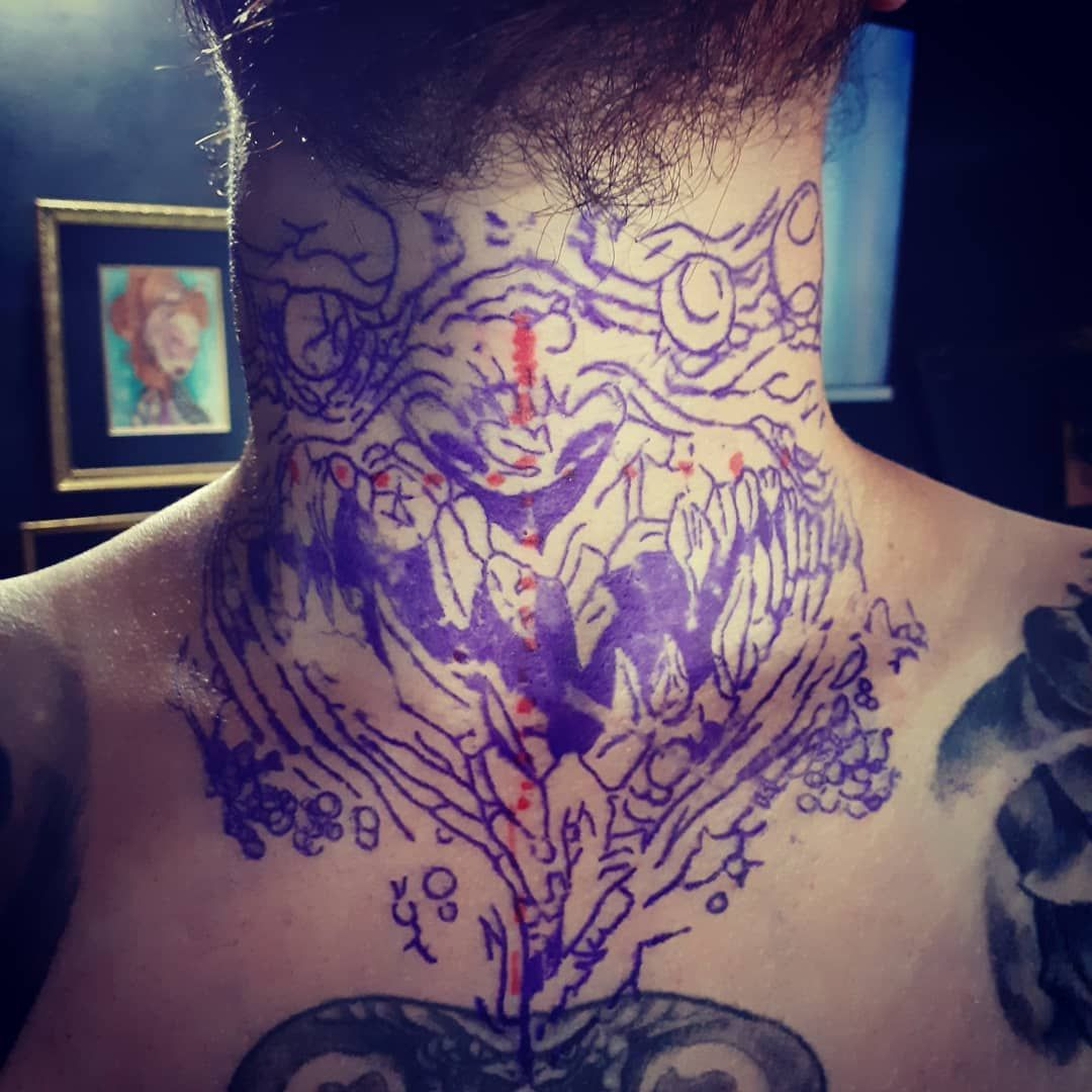 1 de 2 sesiones para un colega y amigo @luzbel_tattoo  gracias x confiar en mi trabajo  #tattoo #tattoos #tattoostyle #tattoogirl #tattooed #tattoo #tattoosociety #tattoodesign #tattoolife #tattoomagazine #tattooartist #tattoodesign #tattooencasa #encasa🏡 #encasa