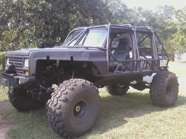 Exo Cage Roll Cage Gmc Truck Trucks