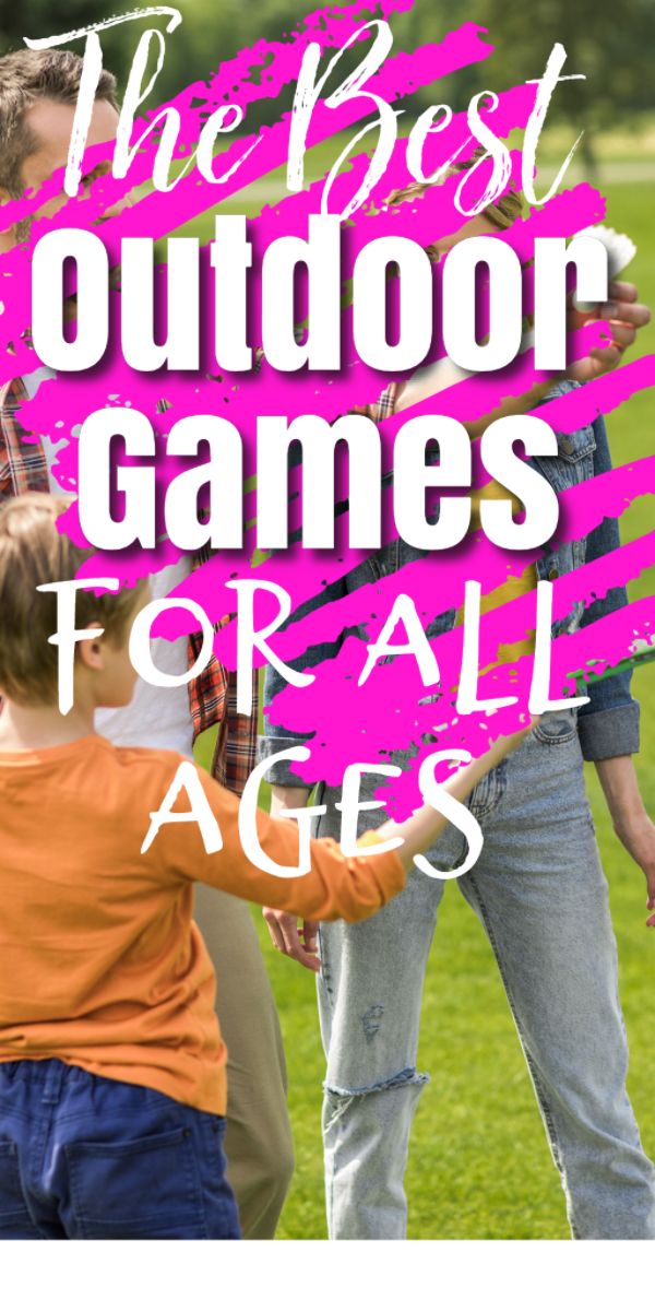 The Best Outdoor Yard Games For Adults Kid Friendly Too Outside Games For Kids Outdoor Games Adults Games To Play Outside