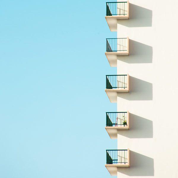 Urban photography by matthieu venot minimalismus for Minimalismus architektur