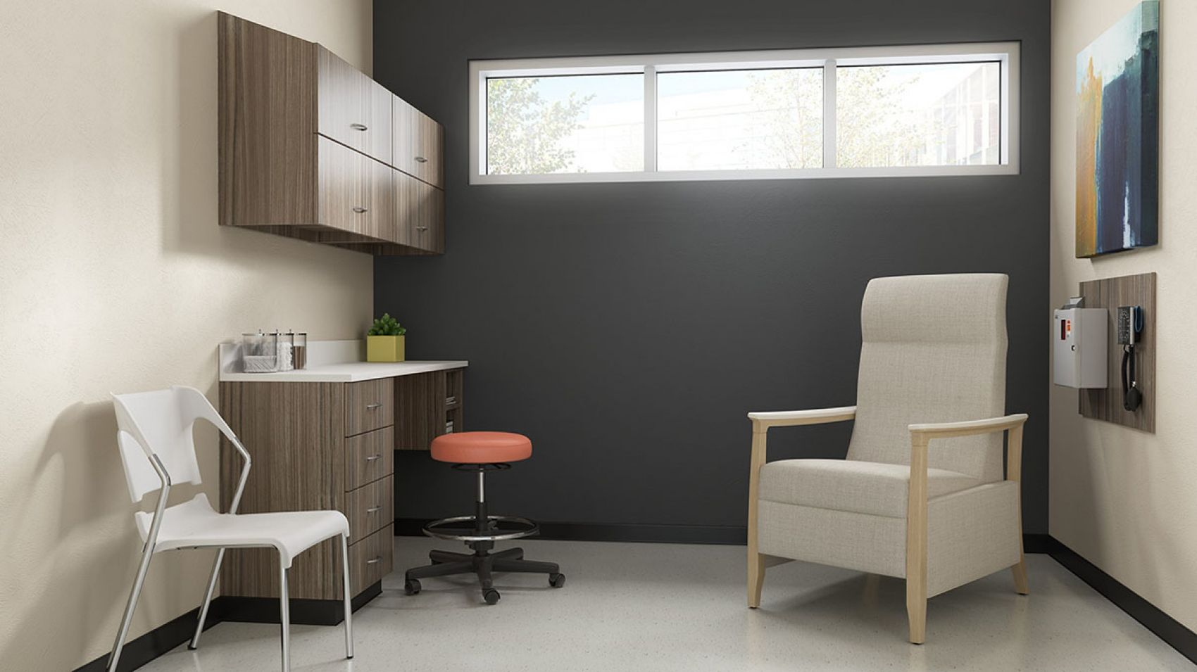 Healthcare OFS Brands Healthcare design, Room design