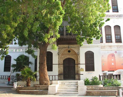 Jeddah S Oldest Tree Stately Home House Styles House