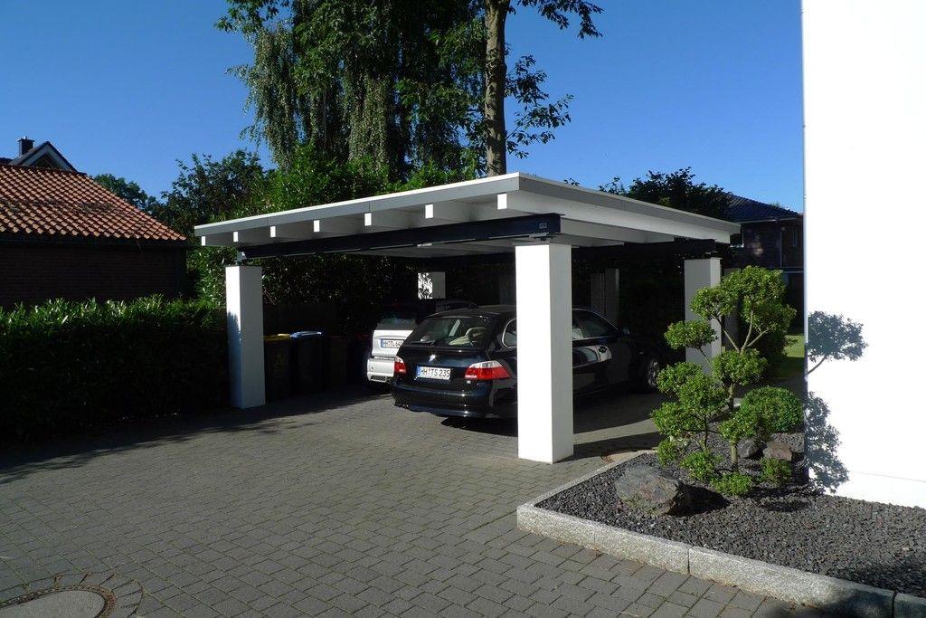 "meincarport.de Carports ""Bauhaus/Stahl"" (mit Bildern"