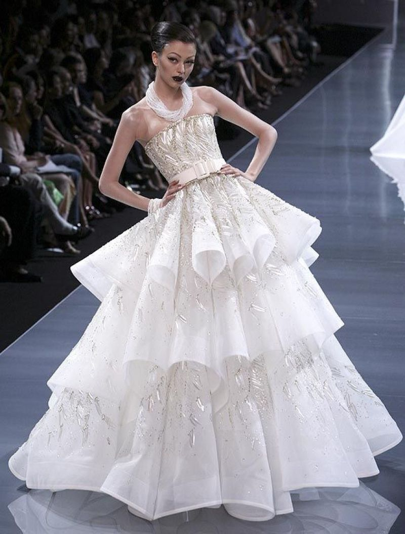 Adorable Dior Wedding Dresses Prices