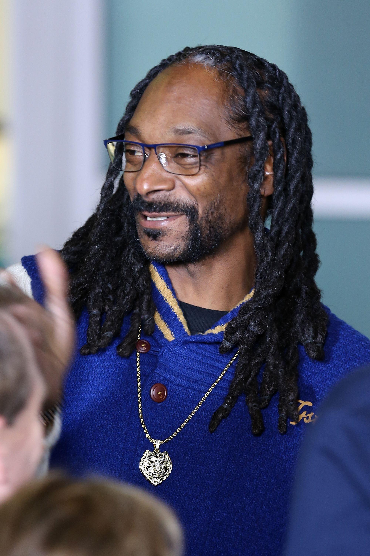 45 Times Snoop Dogg Was Hairgoals Snoop Snoop Dogg Dogg