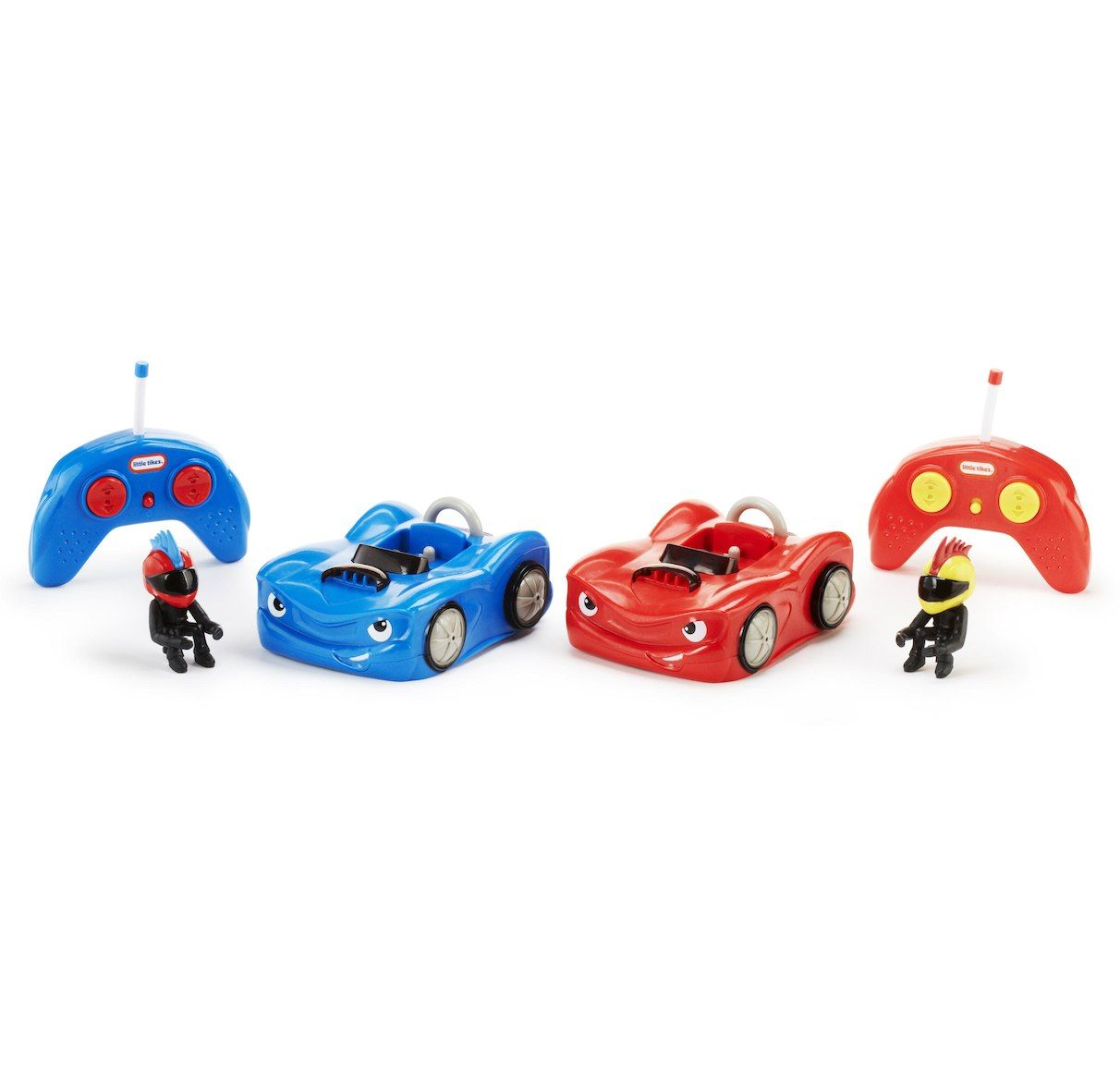 Little Tikes Remote Control Bumper Cars Set Cool Toys For Boys