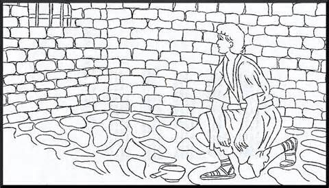 genesis 39 coloring pages - photo#19