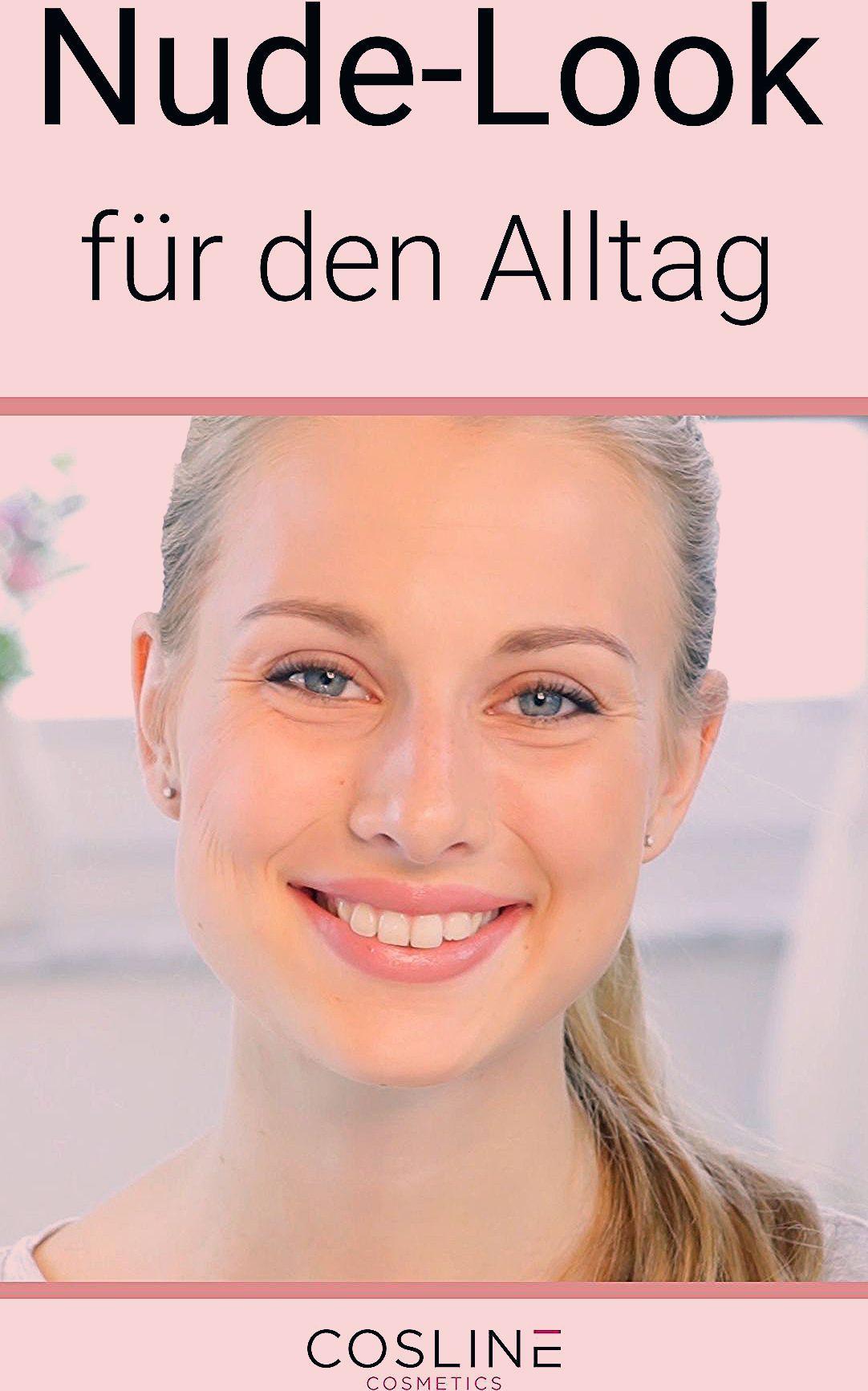 Photo of Nude-Look: Der Make-Up Trend für den Alltag | COSLINE Cosmetics