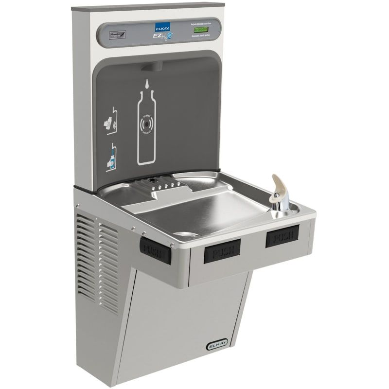 Elkay EMABF8WSK | Products | Drinking fountain, Stainless