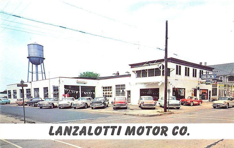 Lanzalotti Motor Co Chevrolet Buick Dealership Williamstown