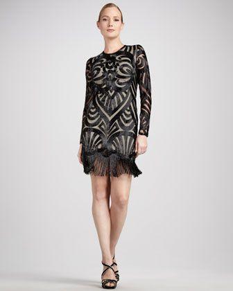 Neiman Marcus Fashion S Premier Designers Plus Beauty S Best Brands Long Sleeve Cocktail Dress Cocktail Dresses With Sleeves Cocktail Dresses Uk