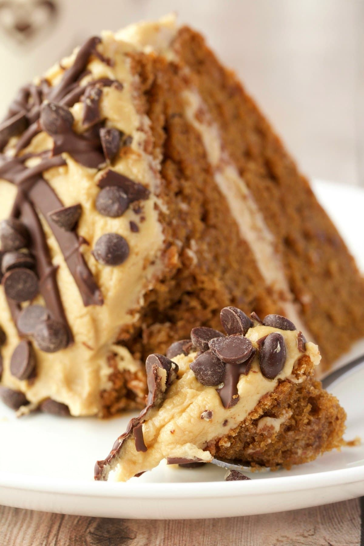 Insanely Delicious Vegan Coffee Cake With Kahlua Frosting This Isn