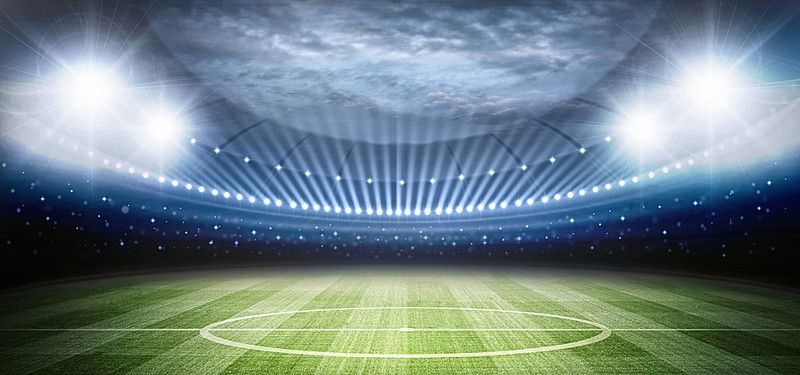 Soccer Field Light Exposure Football Field Free Background Photos New Background Images