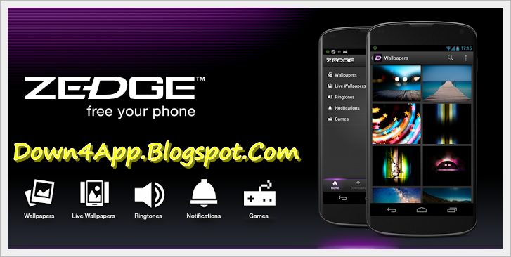 Zedge for Android 4.14.3 APK Final Version Download