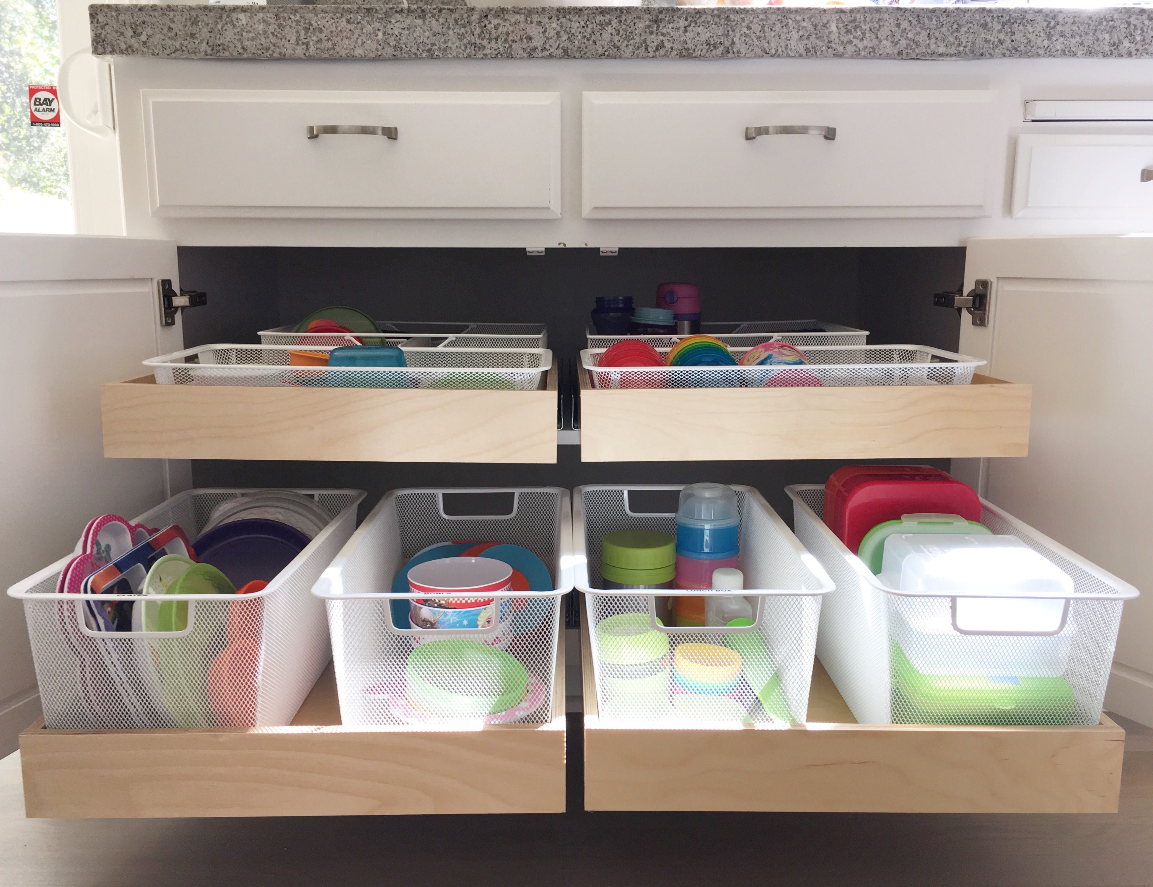 Simply Done Kid S Plates Cups Bowls Simply Organized Kids Plates Kitchen Organization Organization Kids