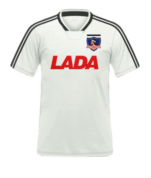 Réplica Colo-Colo 1991 Libertadores  23e0774227393
