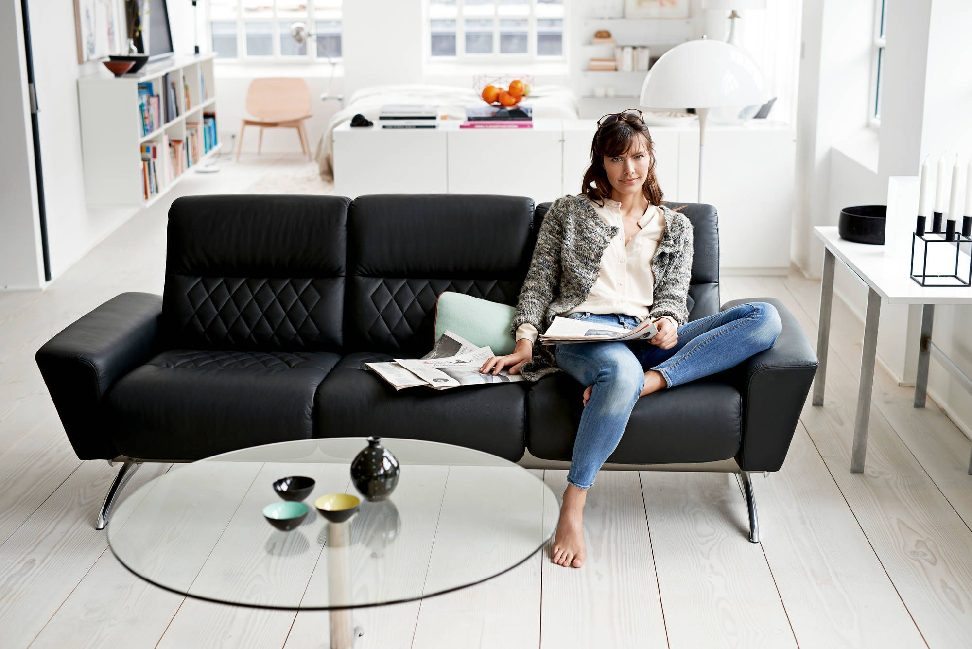 Stressless® YOU Michelle Sofa Als 3