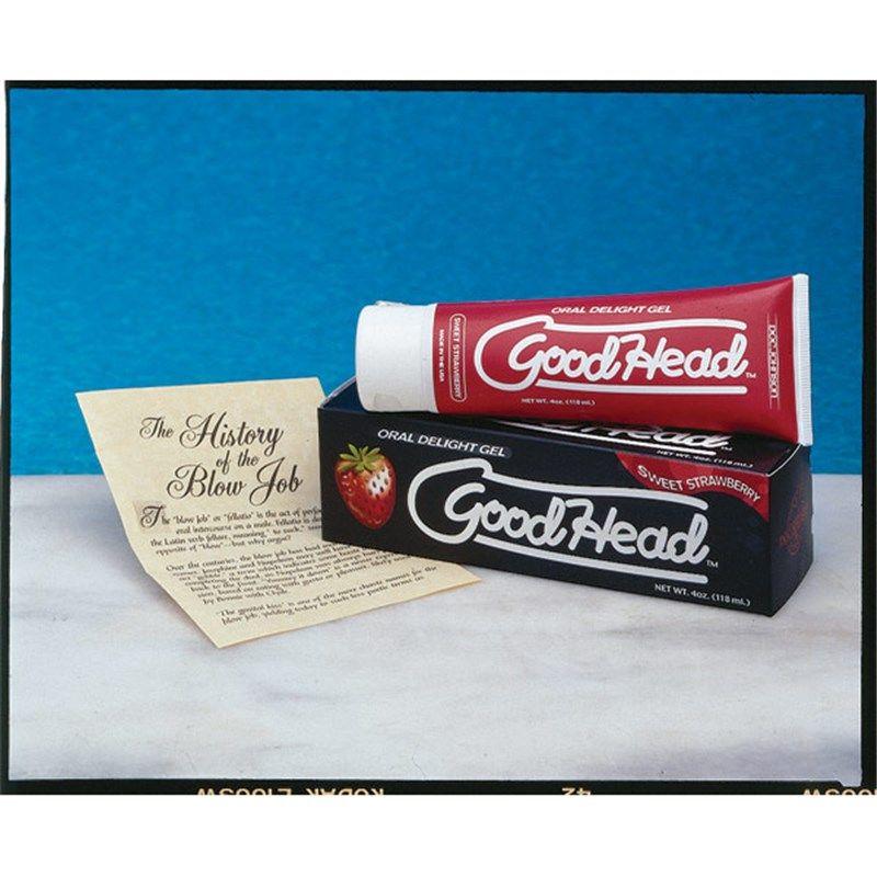 Theme Good head oral delight gel