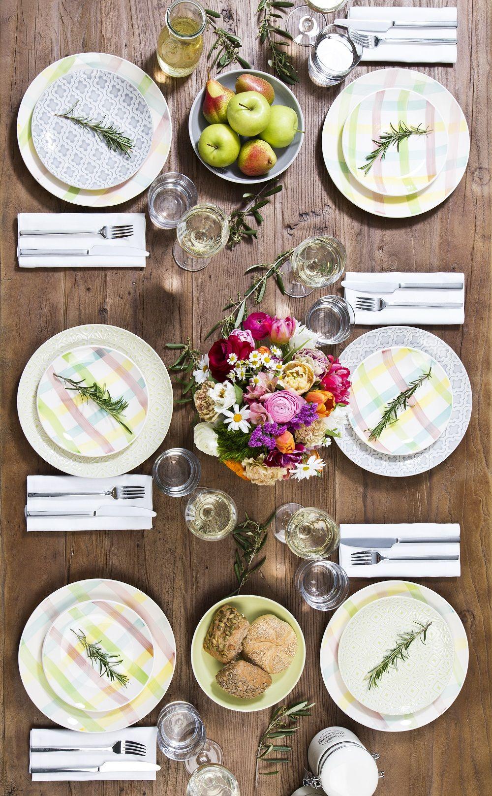 Wir Alle Setzen Uns Gerne An Einen Liebevoll Und Schon Gedeckten Tisch Dies Gilt Fur Feierliche Anlasse Aber Auch Fur Den Alltag Am Essen Geschirr Zu Tisch