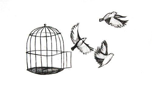 Getting This Tattoo Cage Tattoos Freedom Tattoos Birdcage Tattoo