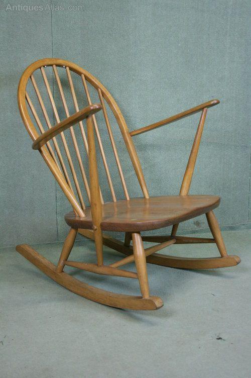 Antiques Atlas Ercol Windsor Rocking Chair Rocking Chair Windsor Rocking Chair Ercol Rocking Chair