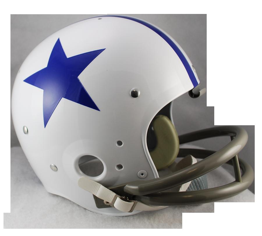 The Original Dallas Cowboys Helmet From 1960 1963 Football Helmets Cowboys Helmet Dallas Cowboys