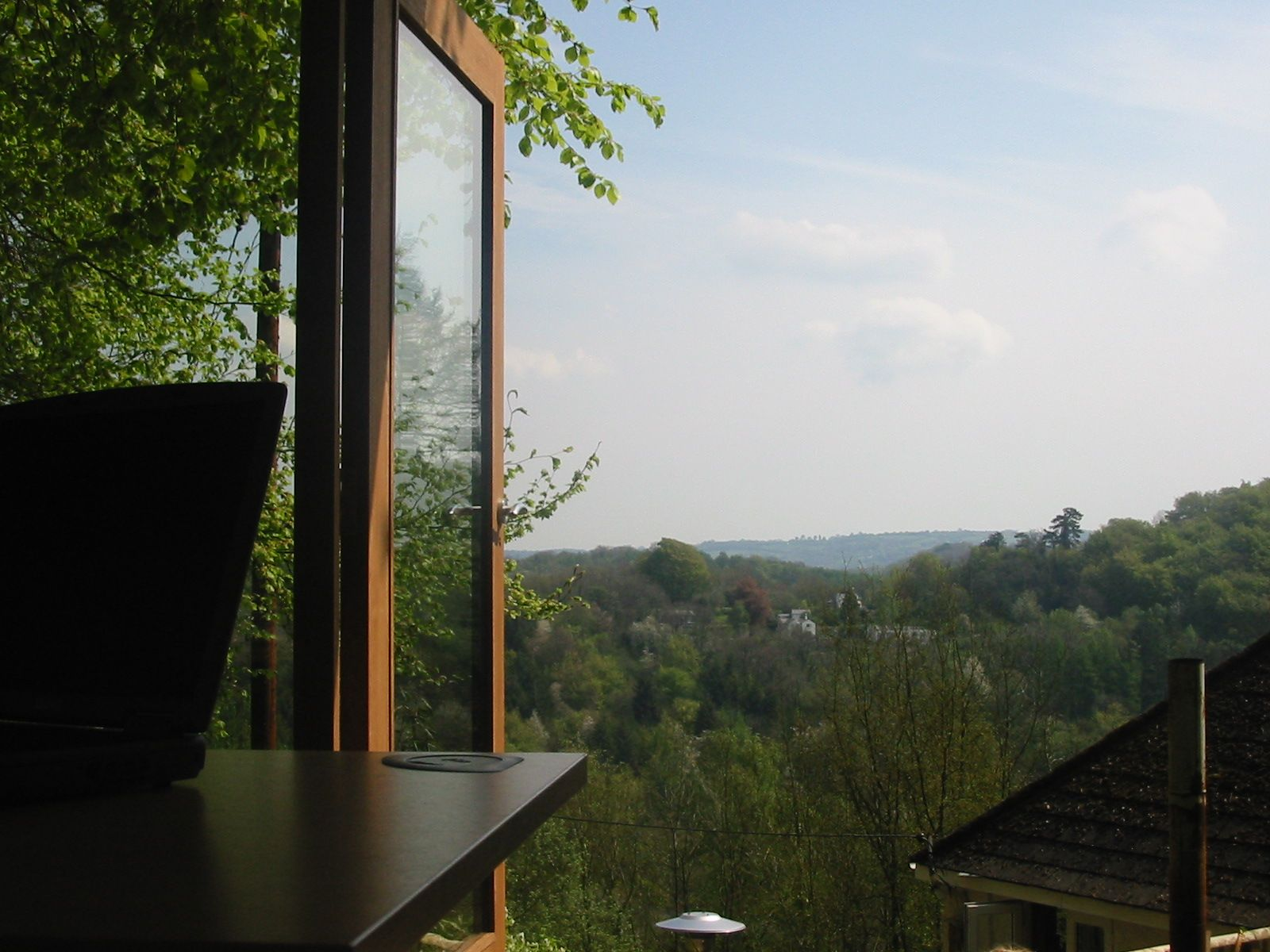 Here's a #relaxationroom with a view!
