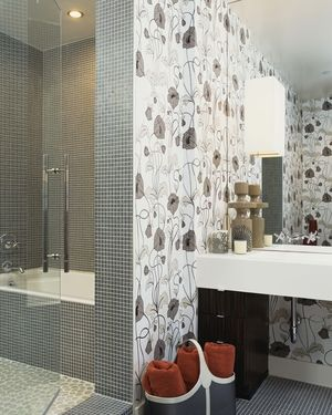 Ideas para decorar tus paredes con papel tapiz papel - Decorar paredes con papel ...