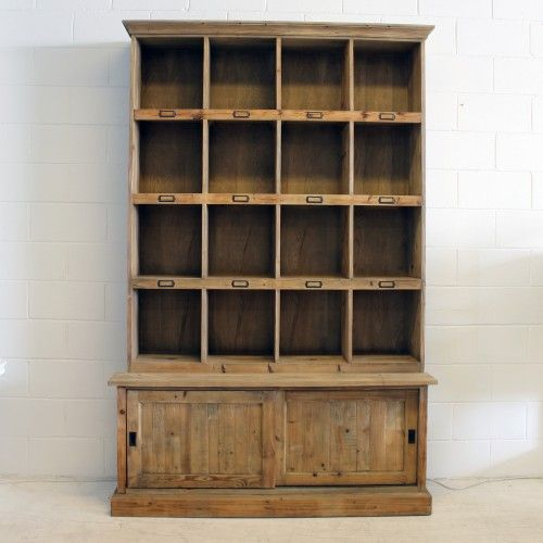 Oxford Cabinet | Style industriel | Pinterest