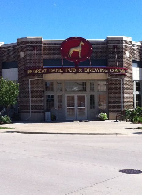 The Great Dane Pub Brewing Company Hilldale Madison Wi
