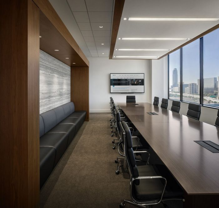 Best Interior Design Business Software: Office Tour: NetIQ Offices – Houston