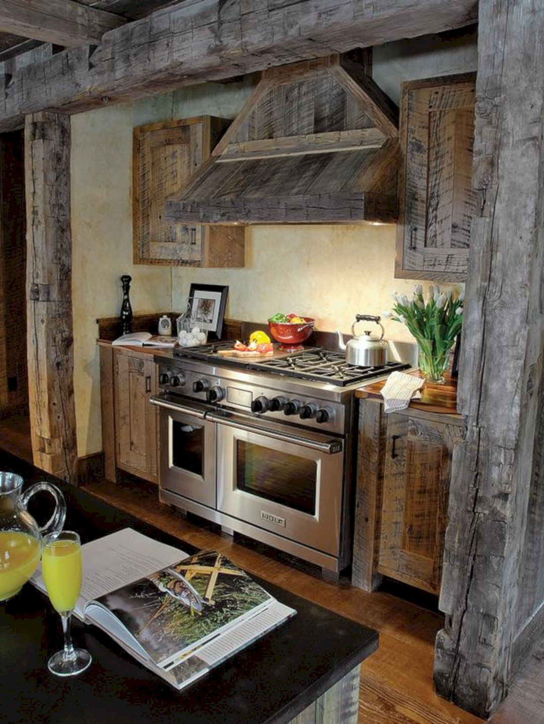 Incredible kitchen design with stainless kitchen cabinets best