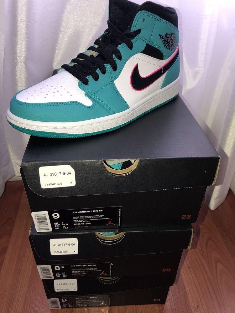 brand new 9bb4b ca65a Nike Air Jordan 1 Mid SE