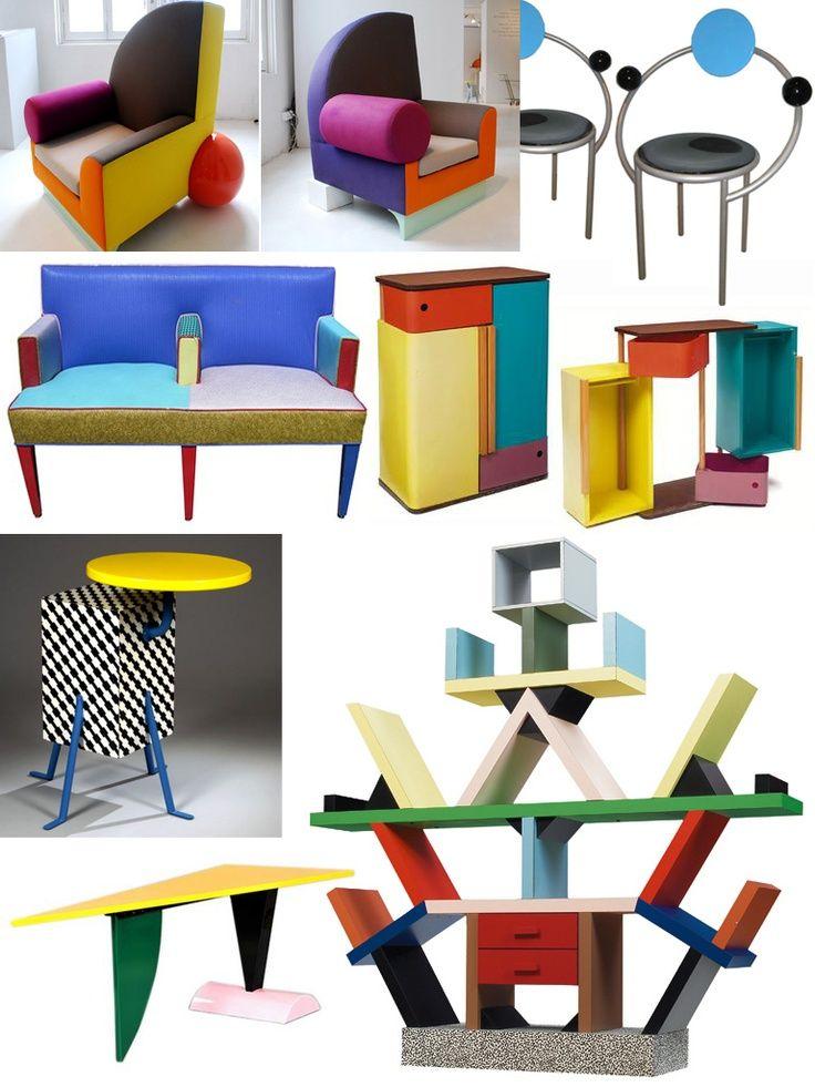 Furniture 1981 Memphis