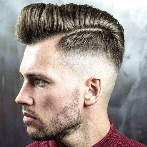 Peinados mas usados hombres