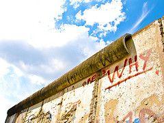 """Why?"", Berlin Wall"