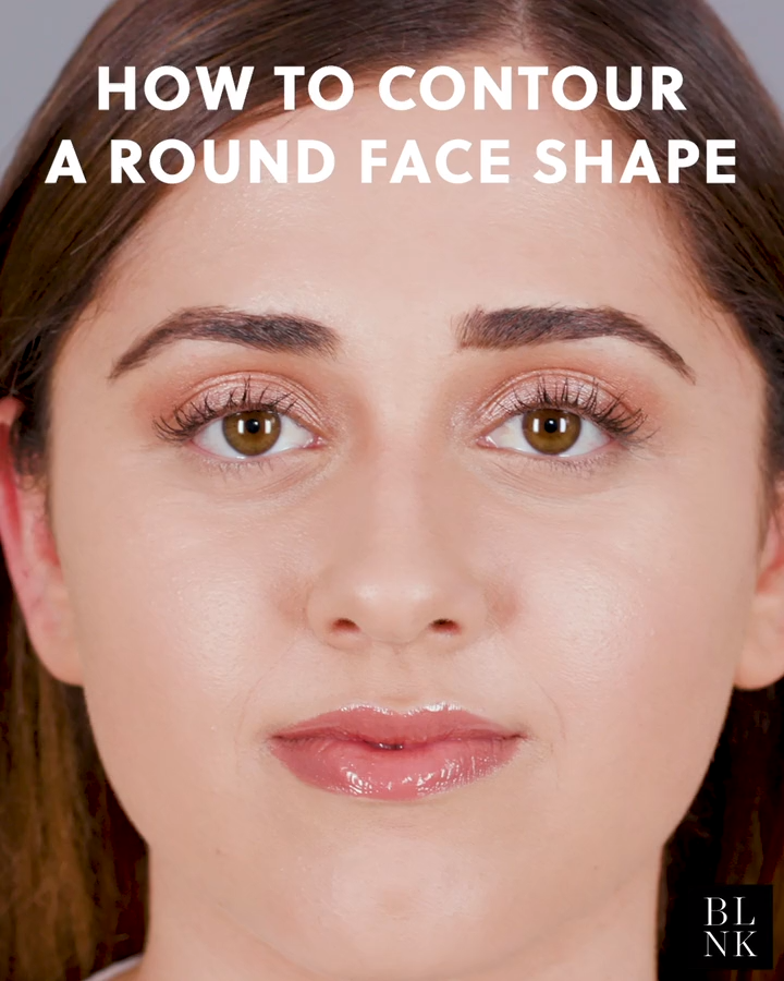 Photo of How to Contour Round Face Shape