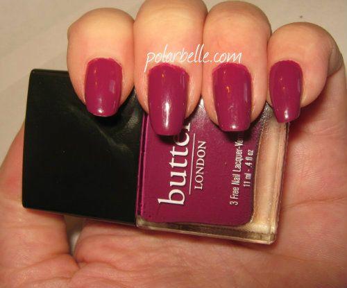 @butter LONDON Queen Vic Nail Polish #nailart #nails #notd #nailpolishbloggers #nailbloggers #beautybloggers #bbloggers #bbcoalition via @Polarbelle