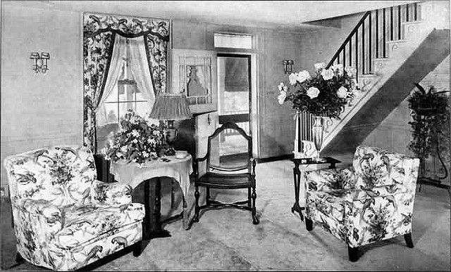 1920 S Living Room 1920s Home Decor Home Decor 1920s Decor