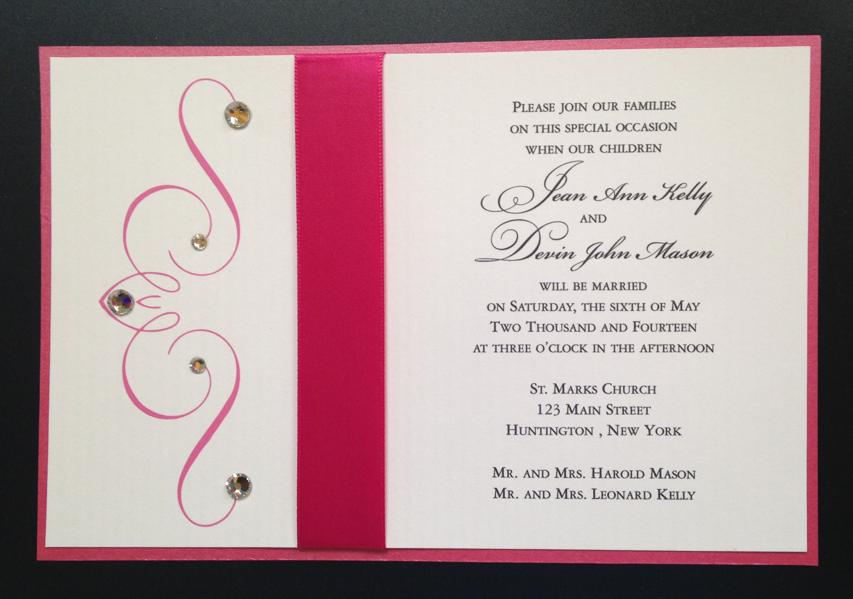 WeddingInvitation | More #Wedding #Invitations | Pinterest