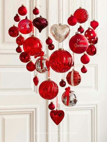 DIY Festive Charming Holiday Ornament Chandelier! LED Wholesale