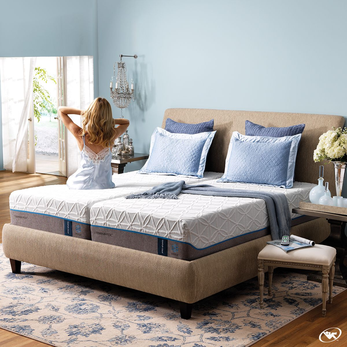 Get your best sleep when you invest in a quality mattress