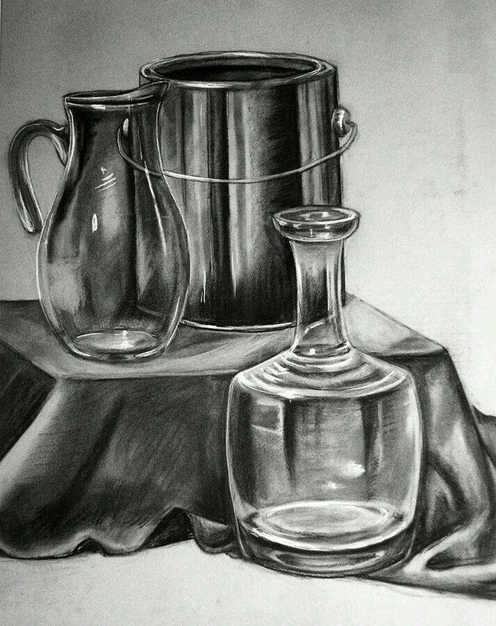 Pin by Mehul on Artt in 2019 | Still life drawing, Pencil ...