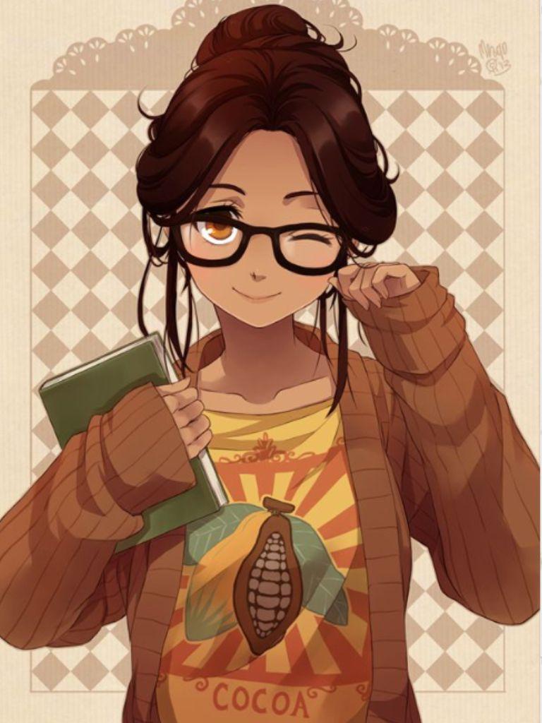 Beautiful anime girl manga anime anime oc