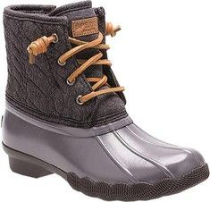Sperry Top-Sider Saltwater Duck Boot (Girls')